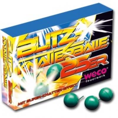 Blitz-Knatterballe